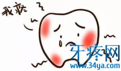 牙疼怎么办?分享几个快速止痛法安全又有效偏方!